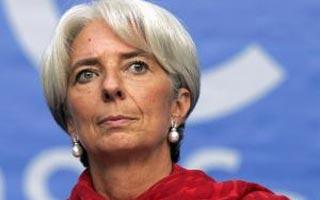 Christine Lagarde ninfosman