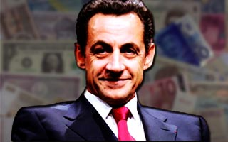 Sarkozy argent | ninfosman.Com