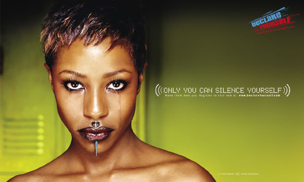 Only You Can Silence Yourself